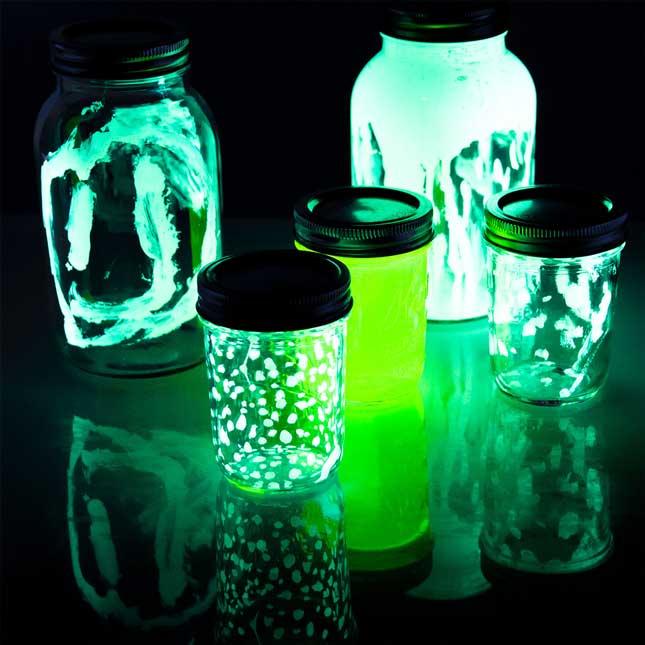Glow Powder Kit and Black Light - 1 multi-item kit_8