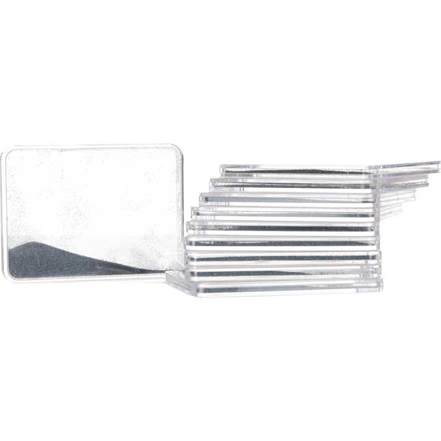 Iron Filing Cases - Set Of 10