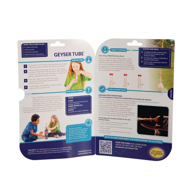 Geyser Tube™