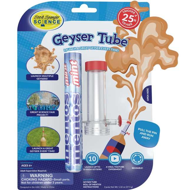 Geyser Tube™ - 50 Pack