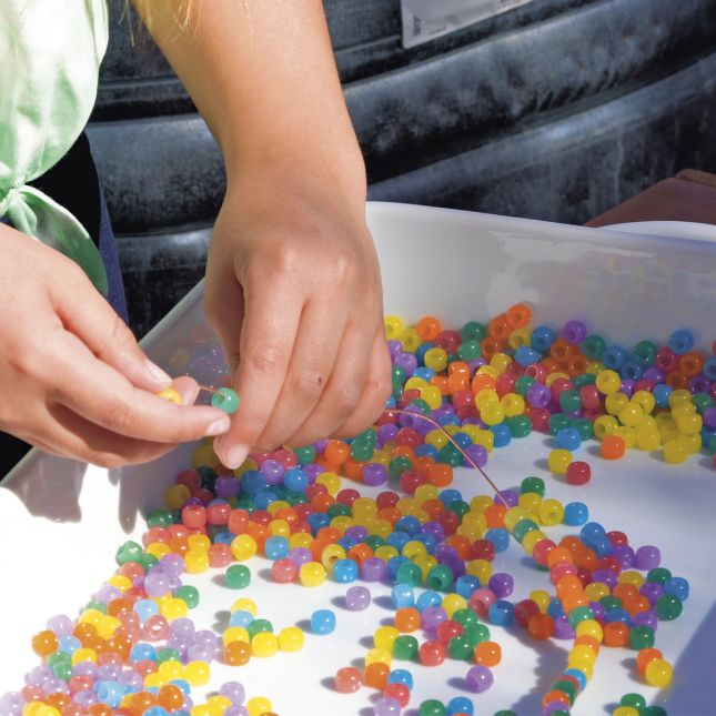 250 UV Color Changing Beads - Assorted Colors - 250 beads_5