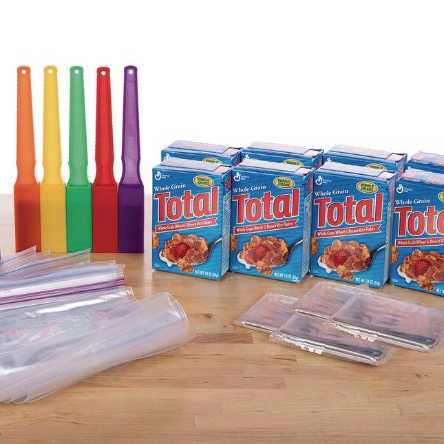 Iron For Breakfast Classroom Kit