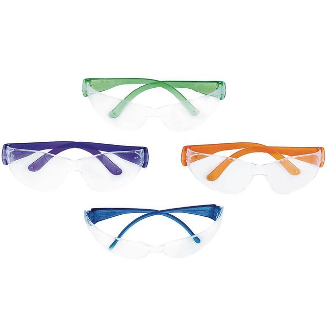 Clear Safety Glasses - 15 Pairs
