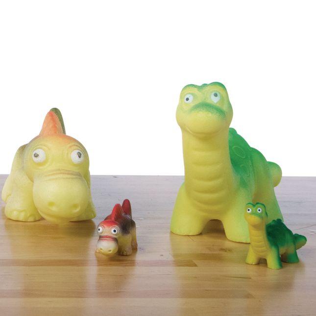 Giant Growing Dinosaurs - 4 dinosaurs