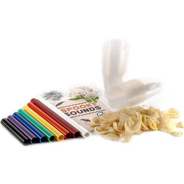 Spooky Sounds Kit - 1 multi-item kit