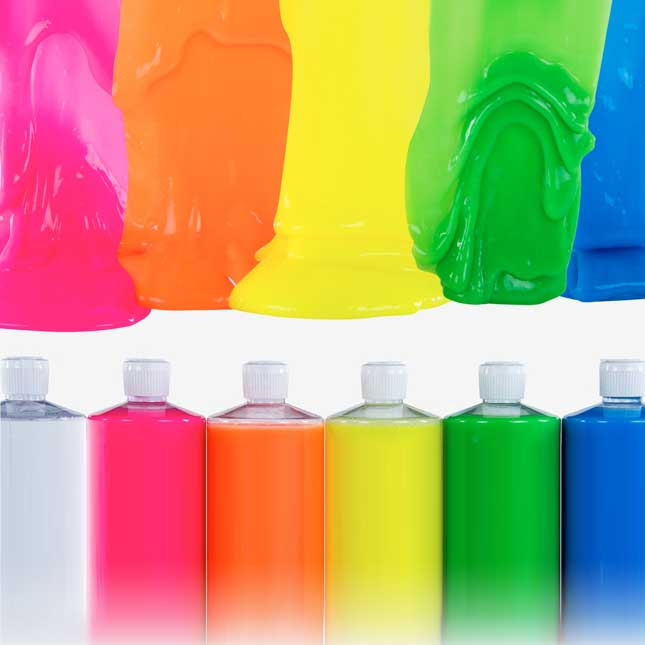 Slime Art Collection - 1 L (33.8 fl oz) each