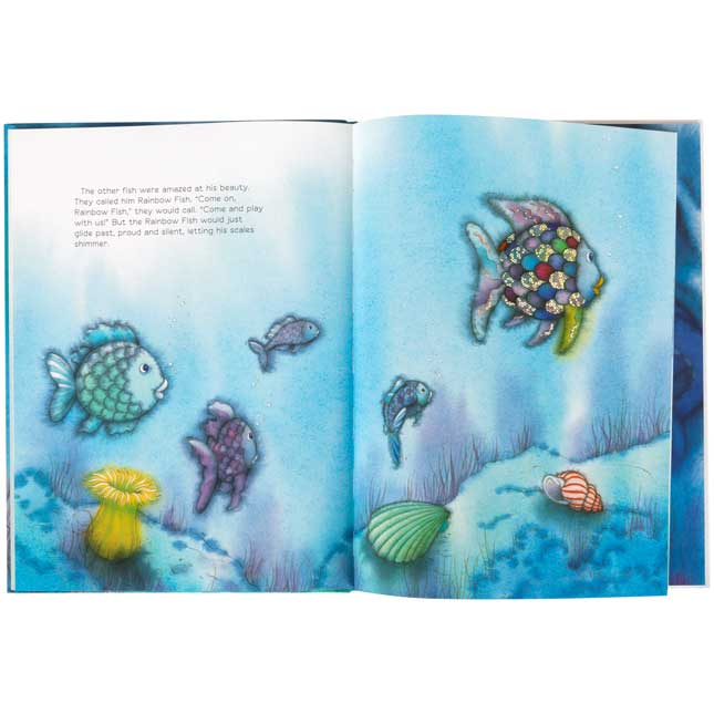 StoryTime Science™ - Rainbow Fish Book And Kit By Steve Spangler Science™ - 1 multi-item kit