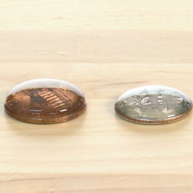 Celebrate 100 - Drops Of Water On A Penny Kit By Steve Spangler Science™ - 1 multi-item kit