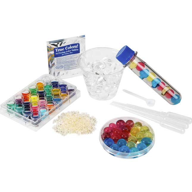 Jelly Marbles™ and Clear Spheres Kit - 1 multi-item kit