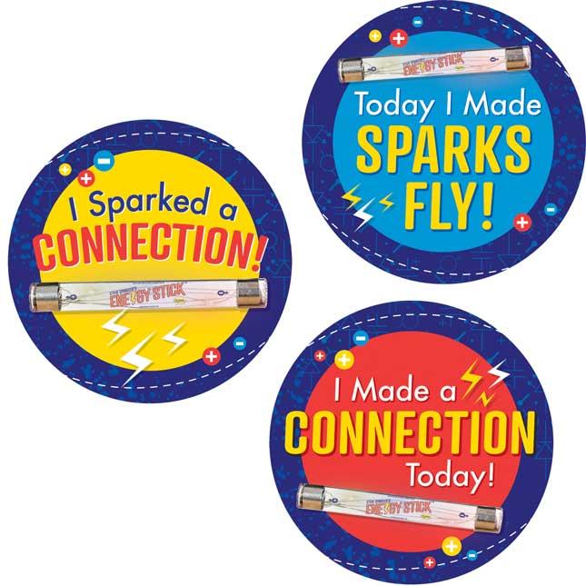 Energy Stick™ Stickers