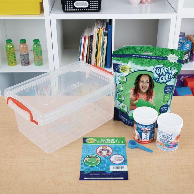 Sensory Discoveries Kit - 1 multi-item kit