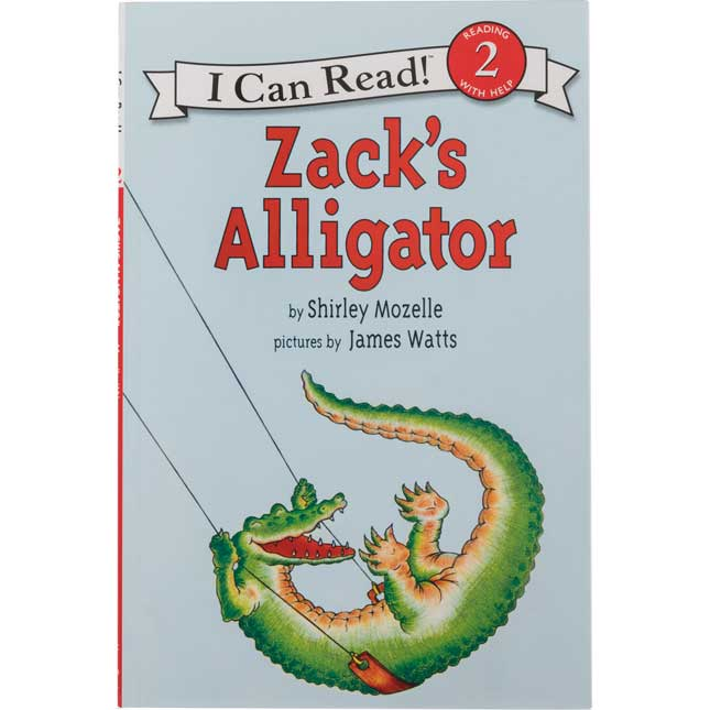 Zack's Alligator - 1 book