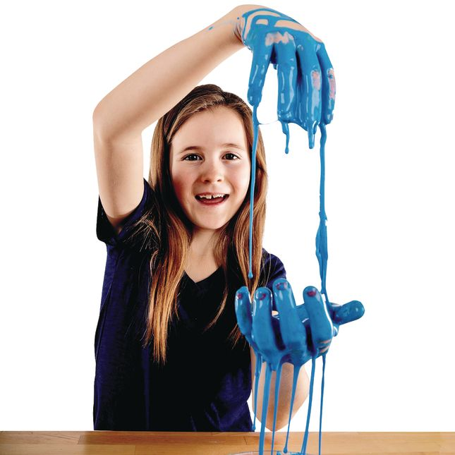 Oobleck - Blue
