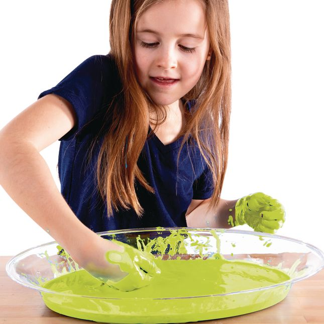 Oobleck - Yellow - 1 package of Oobleck