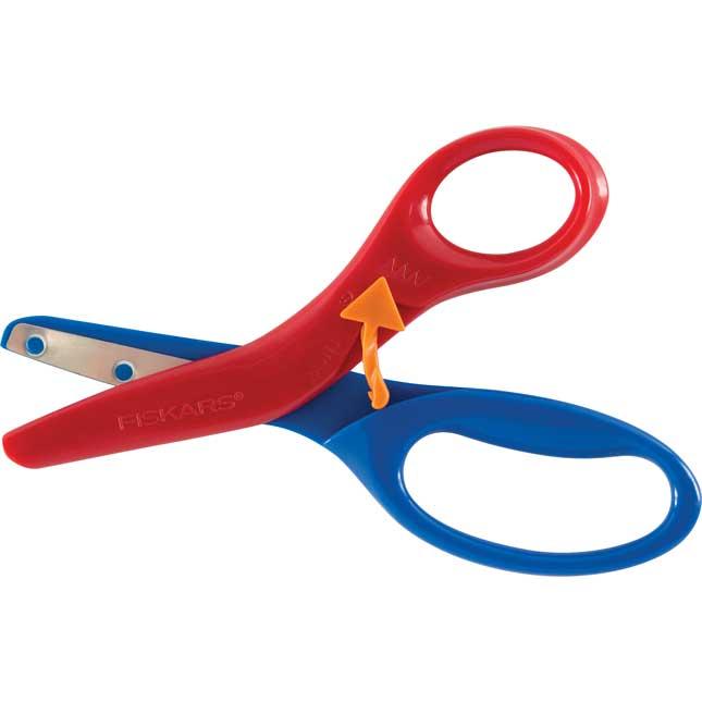 Fiskars® Preschool Training Scissors - Set of 12