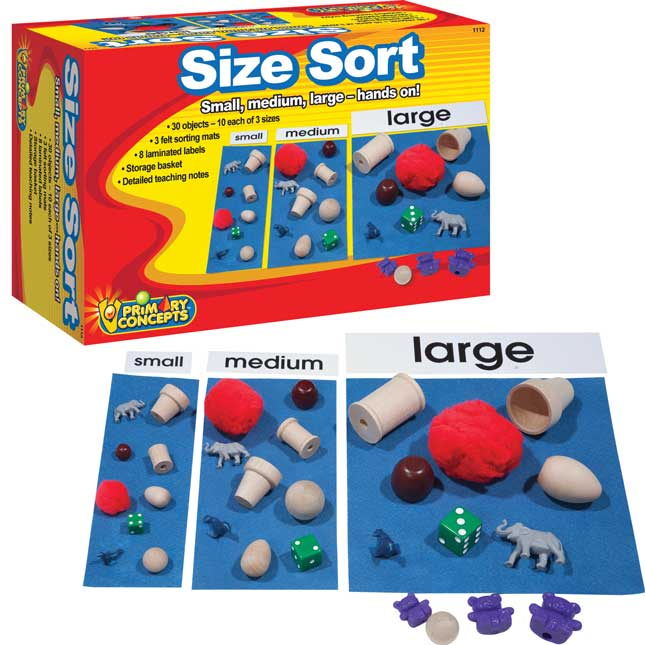 Size Sort Game