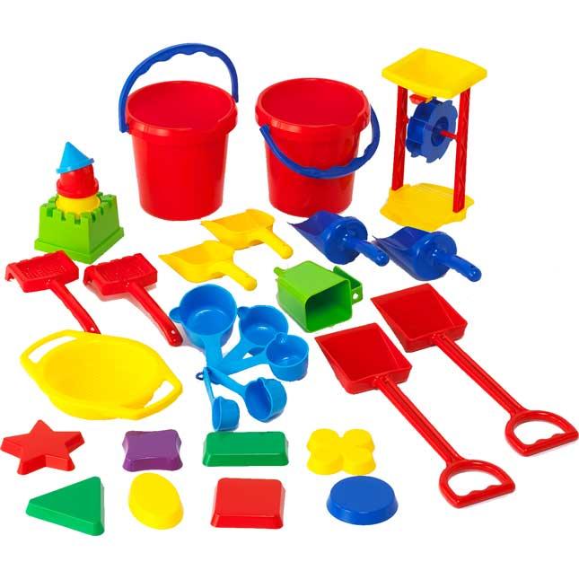 Sand Play Tool Set