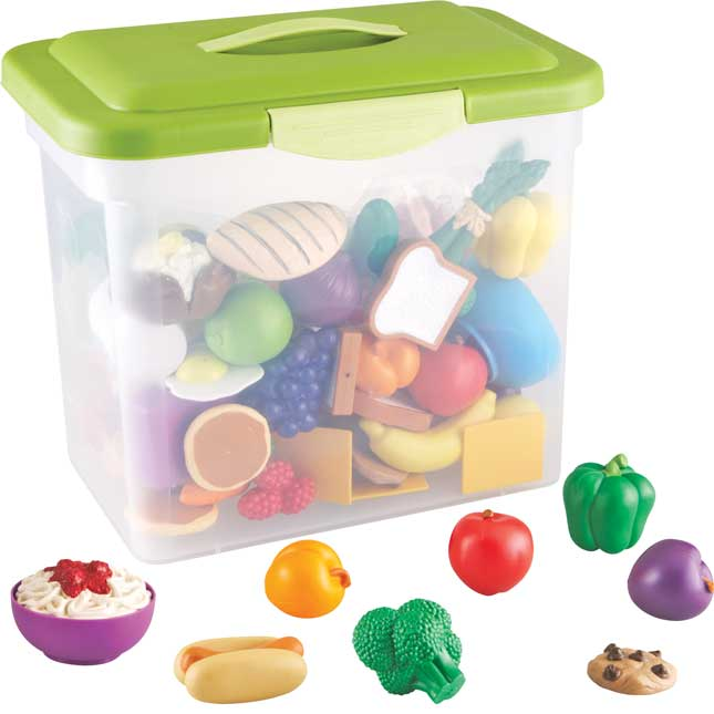 New Sprouts™ Classroom Play Food Set