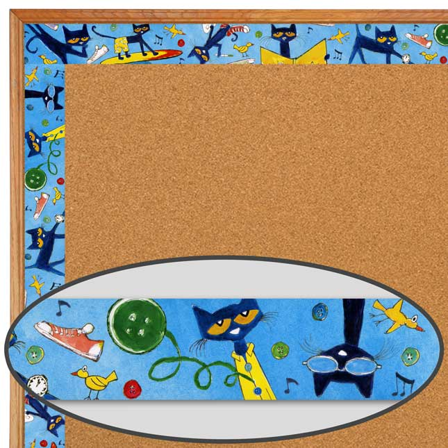 Pete The Cat® Bulletin Board Kit