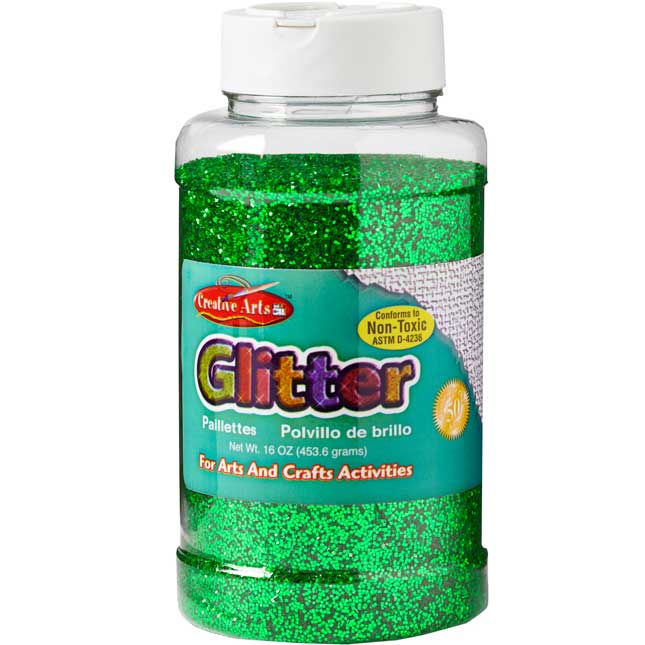 Glitter - 16 oz. Bottle