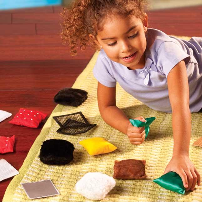Teachable Touchables® Texture Squares