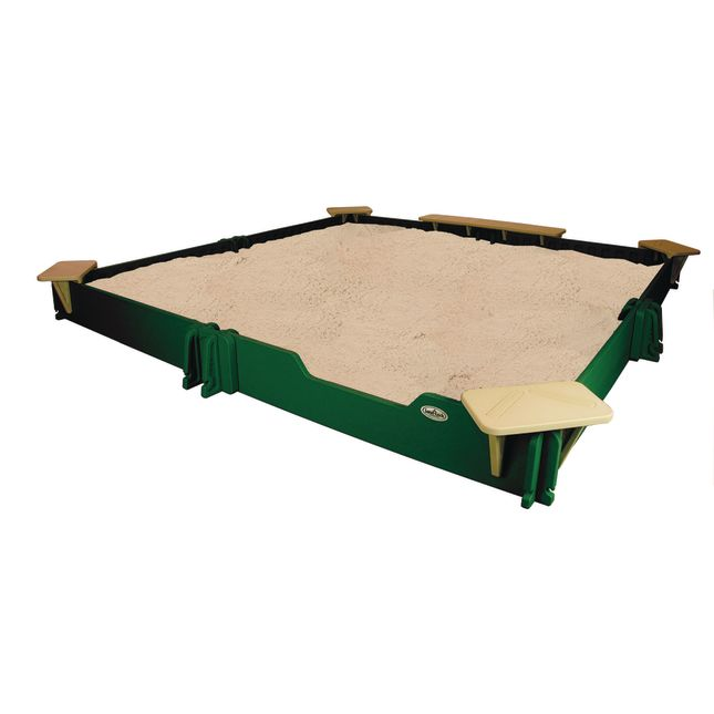 SandLock 10' X 10' Sandbox Kit
