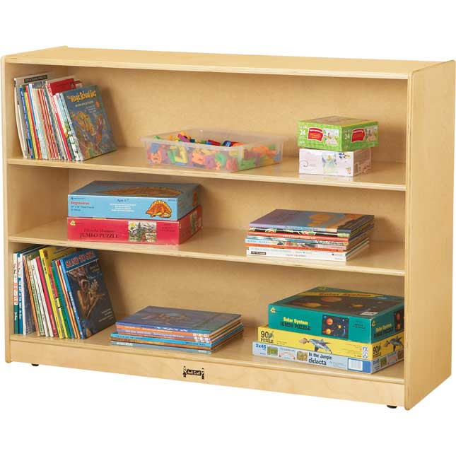 Jonti-Craft® Super-Sized Adjustable Bookcase