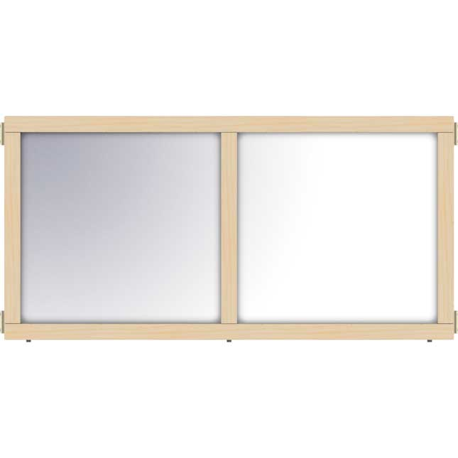 "KYDZ Suite™ Panel - T-Height, 48"" Wide"