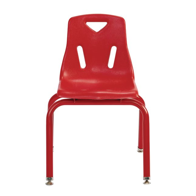 "Jonti-CraftU+00AE BerriesU+00AE Stacking Chairs - Powder-Coated - 16"" Seat Height Single Chair"