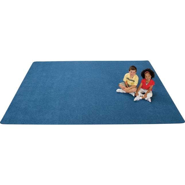 "KIDply Soft Solids Carpets - 8'4"" X 12'"