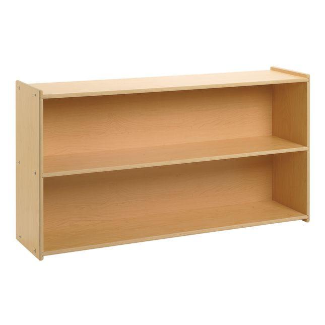 """27"""" High Two Shelf Storage"""