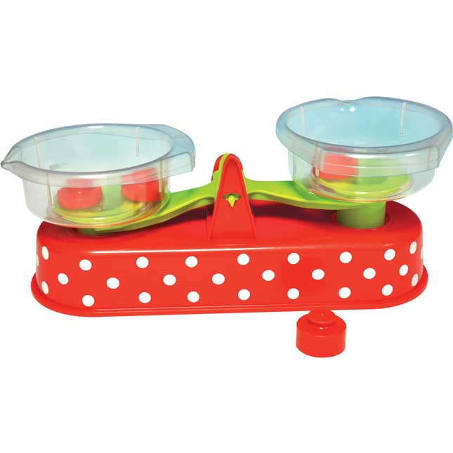 Play Kitchen Scale - 7-Piece