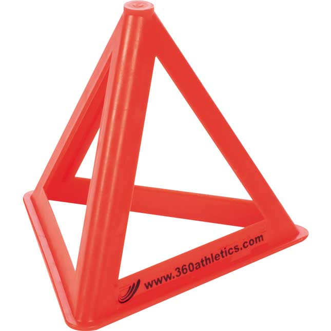 Triangular Cone - Set Of 6