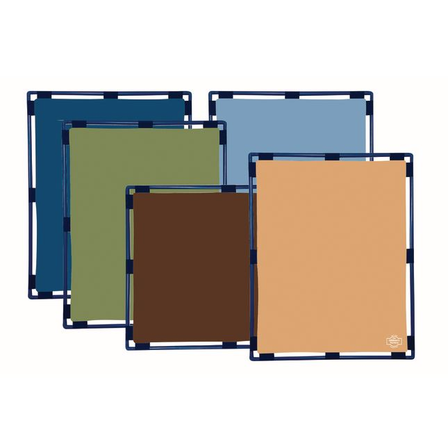 Big Screen Woodland Play Panels - Set Of 5