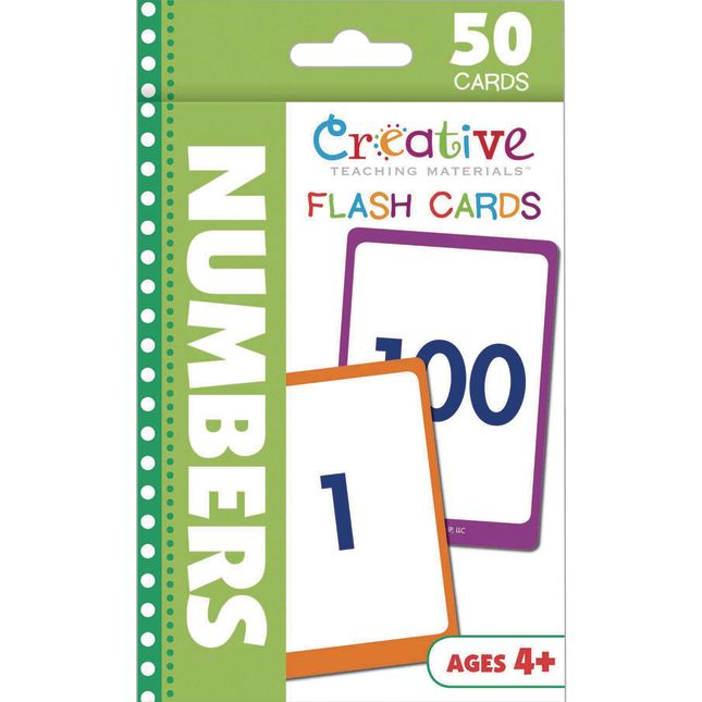 Flash Card - Numbers