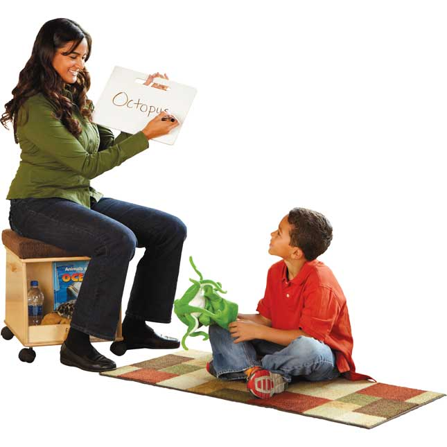 SideKick - Mobile Stool - 1 seat