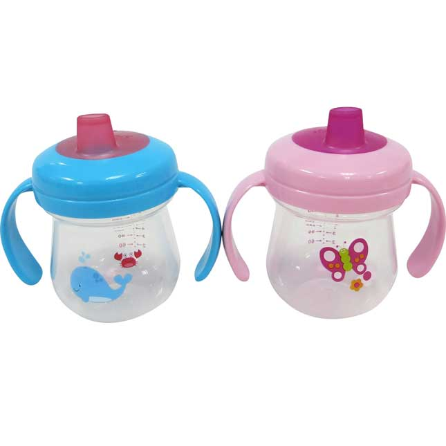 7-oz. Wean On Me Soft Spout Trainer Cups