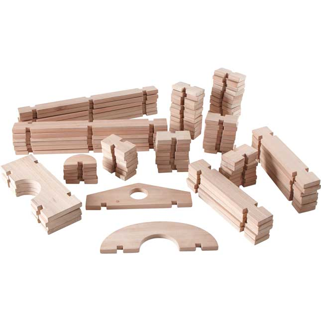 Notch Blocks - 89-Pc. Set