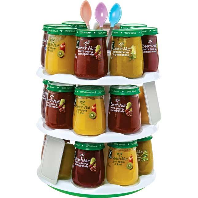 Baby Food Organizer Set