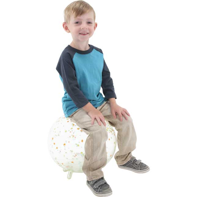 "Sit 'N' Gym Jr. 14"" Ball Chair"