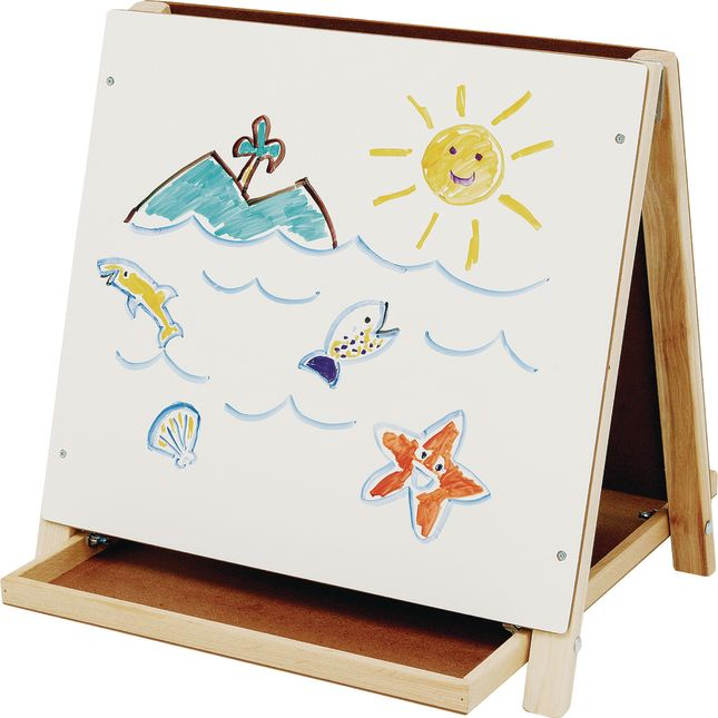 Hardwood Table Top Easel
