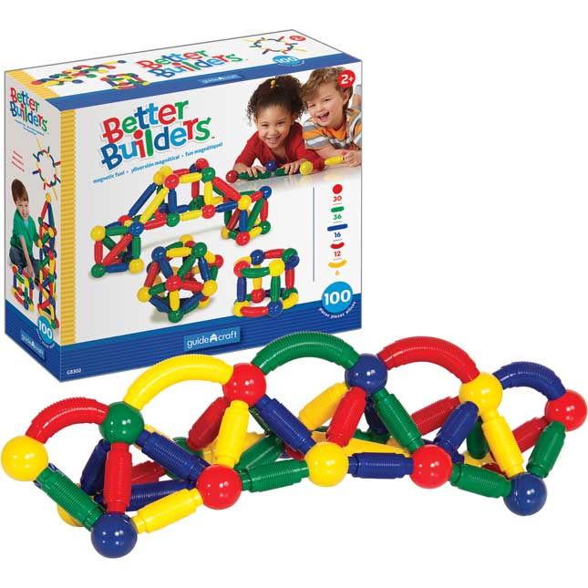 Better Builders® 100-Piece Set
