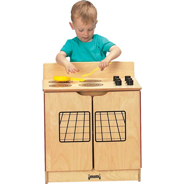 Jonti-Craft® Kinder-Kitchen - 4-Piece Set