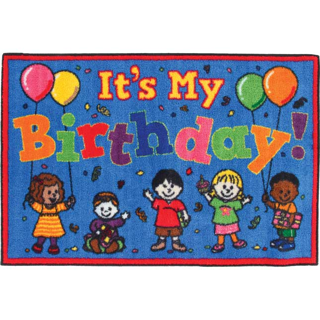 It's My Birthday! Rug