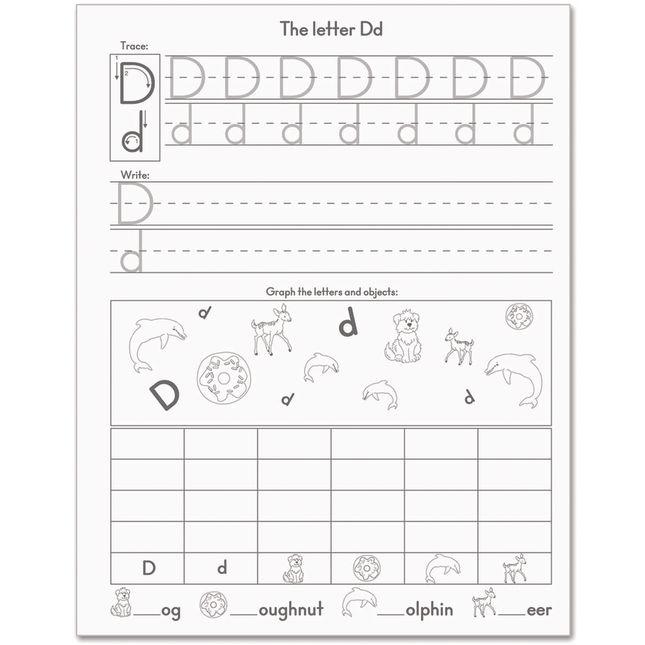 My Alphabet Journals - 12 journals