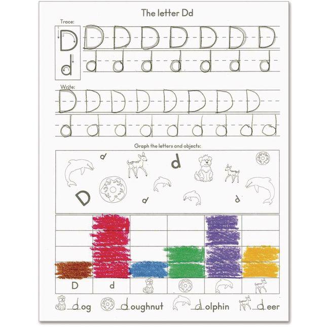My Alphabet Journals