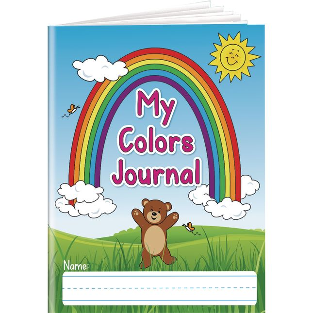 My Colors Journals