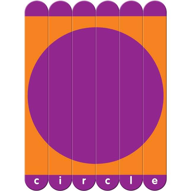 Picture Sticks™ - Shapes