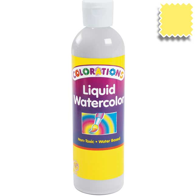 Colorations® Liquid Watercolor Paint - 8 oz.