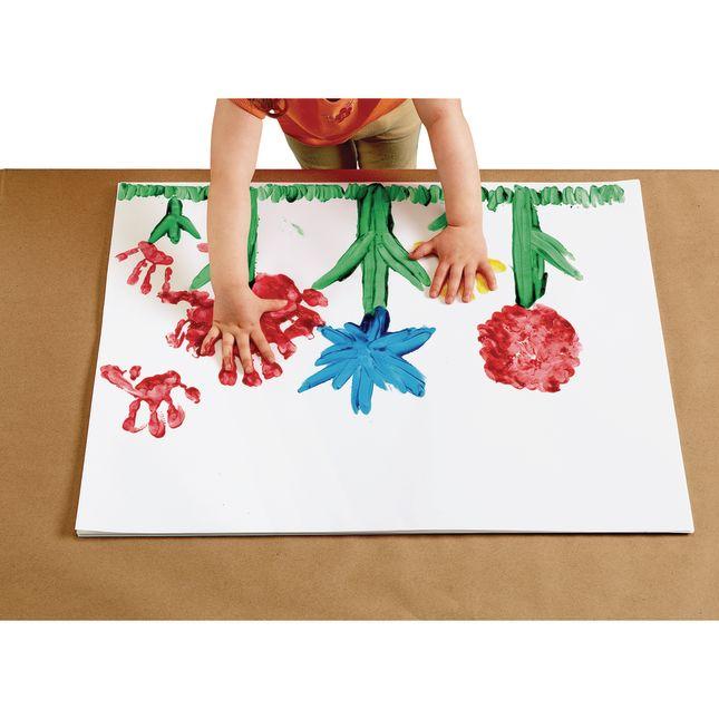 Colorations Washable Finger Paints 16 oz Set of 10